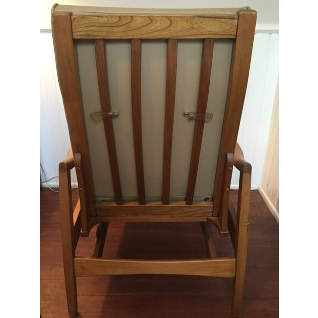Vintage Mid-Century Modern Danish Lounge Chair - Image 5 of 9