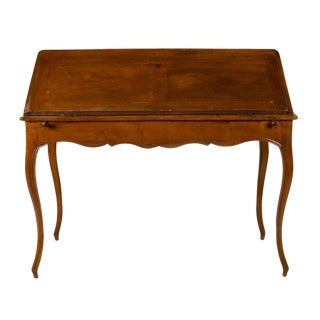 Circa 1825 French Slant Front Writing Desk