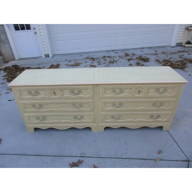 Baker Furniture Side-By-Side Double Chest of Drawers - Image 2 of 11