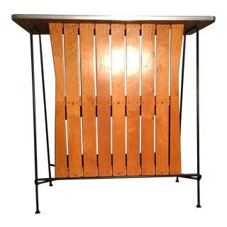 Arthur Umanoff for Raymor Mid-Century Modern Dry Bar