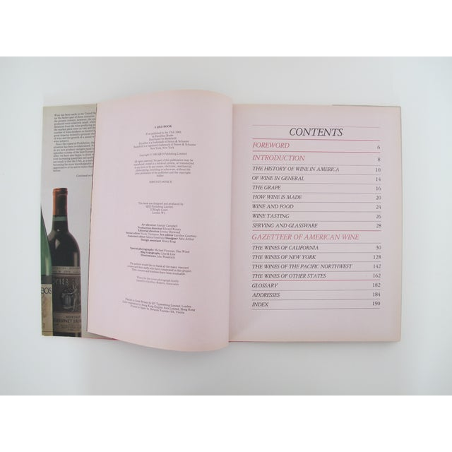 American Wine by Anthony Moeisel & Sheila Rosenz - Image 4 of 7
