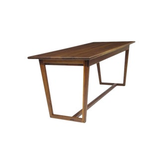 Jim Sweeney Studio Walnut Desk