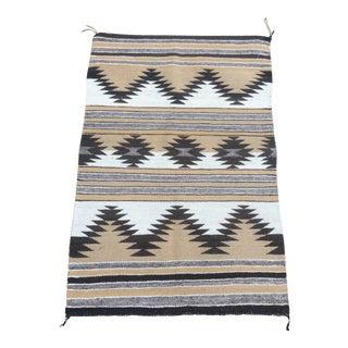 Vintage Navajo Rug - 2′6″ × 3′7″