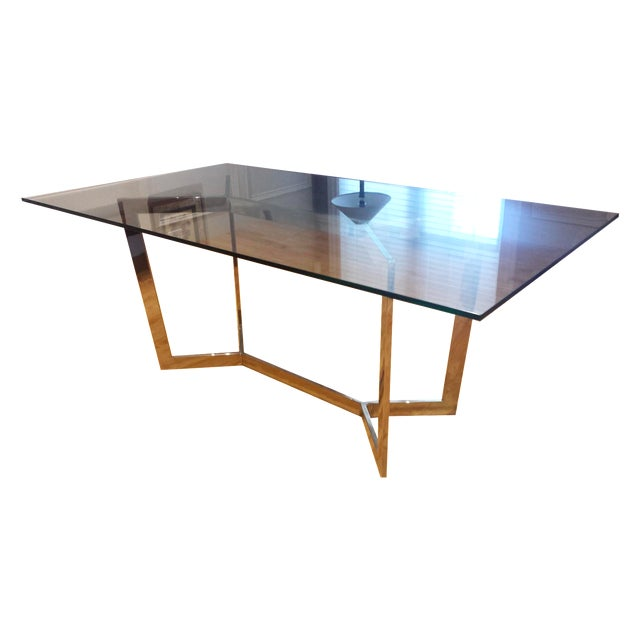 Mitchel Gold Bob Williams Townsend Dining Table - Image 1 of 5