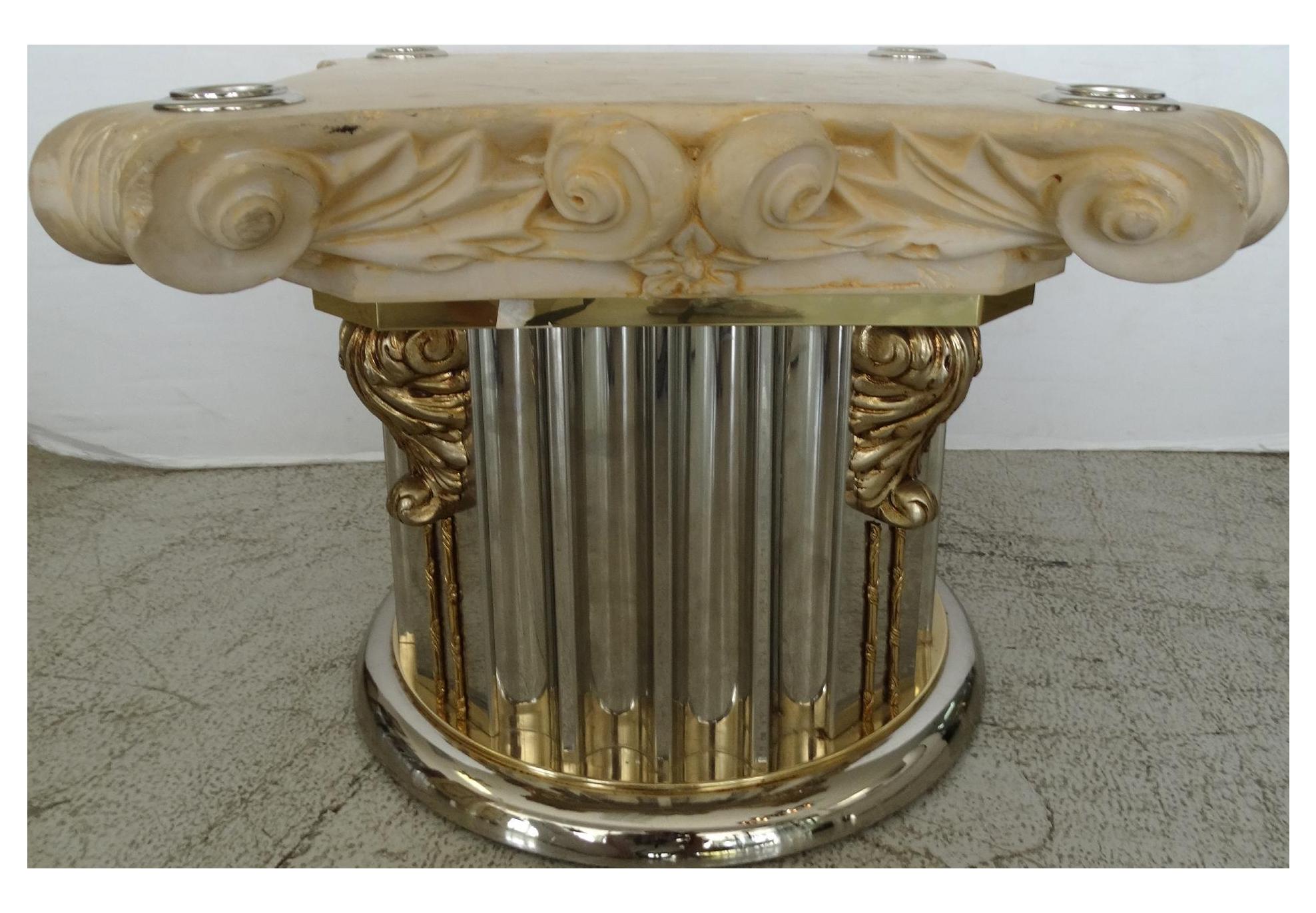 Corinthian Column Capital Table Base Chairish : 49a5918e cd5d 46eb 9471 113a73eadc2daspectfitampwidth640ampheight640 from www.chairish.com size 640 x 640 jpeg 32kB