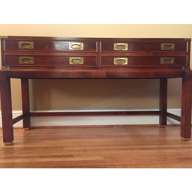 Hooker Furniture Console Table - Image 9 of 9