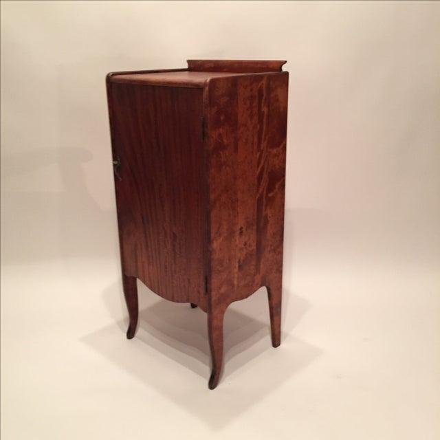 Antique Mahogany Sheet Music Cabinet - Image 3 of 7