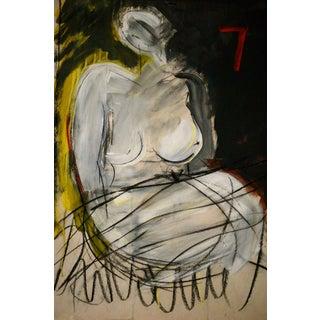 "Vladimir Prodanovich Abstract ""Nude"""