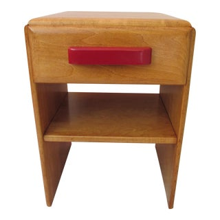 Russel Wright for Conant Ball Nightstand