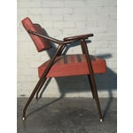 Image of Viko by Baumritter Mid-Century Modern Lounge Chair