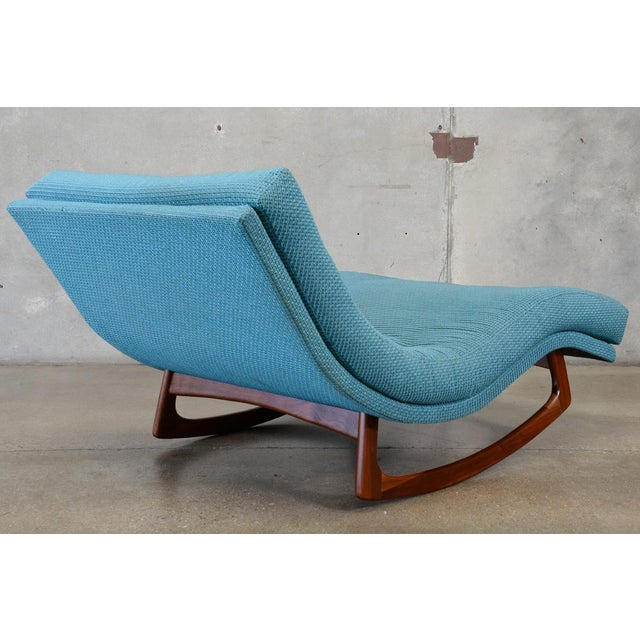 Image of Adrian Pearsall Rocking Chaise Lounge