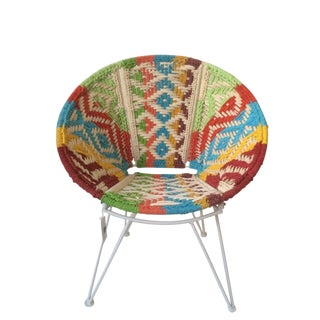 Boho Chic  Acapulco Rope Chair