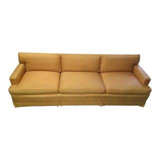 Henredon Vintage Mid-Century Standard Sofa