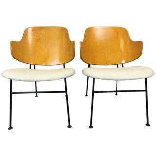 Ib Kofod Larsen Penguin Chairs - A Pair