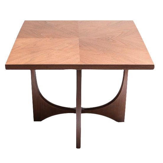 Broyhill Brasilia Mid-Century Side Table - Image 1 of 6