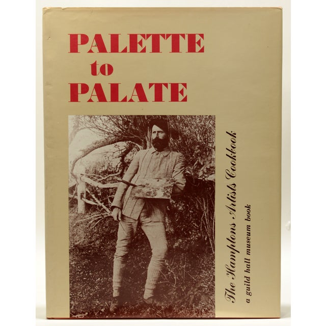 Palette to Palate: Hamptons Artists Cookbook - Image 1 of 7