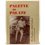 Image of Palette to Palate: Hamptons Artists Cookbook