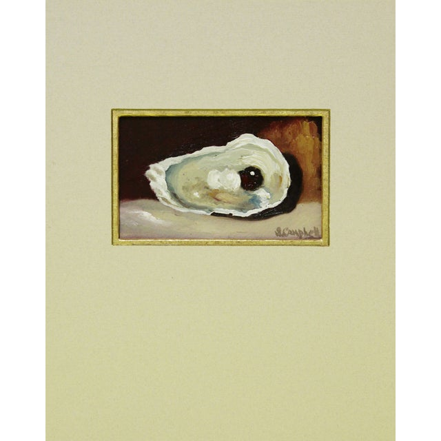 Image of Lil Rays Oyster Shell Painting