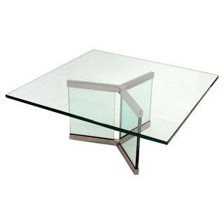 Leon Rosen Designed Cocktail Table for Pace