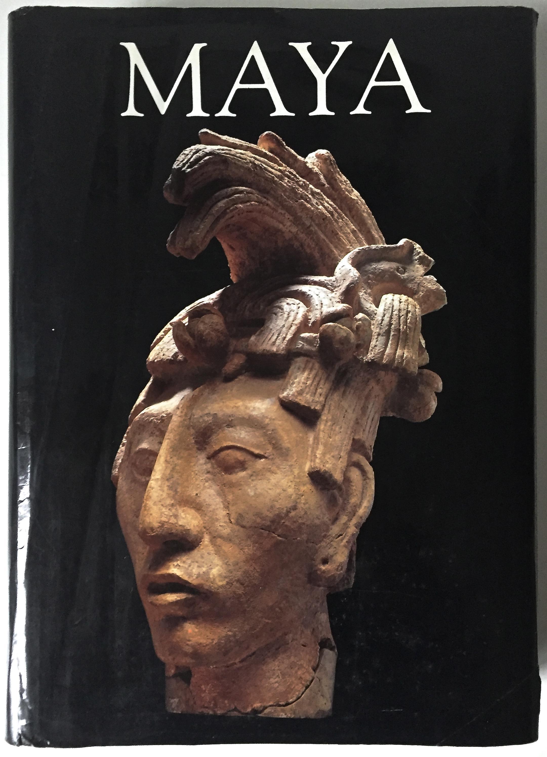 Maya Rizzoli Mayan Art Book Circa 1998 Chairish