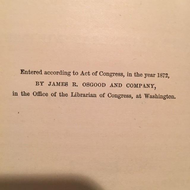 """""""Complete Poetical of John Greenleaf Whittier"""" Book - Image 6 of 7"""