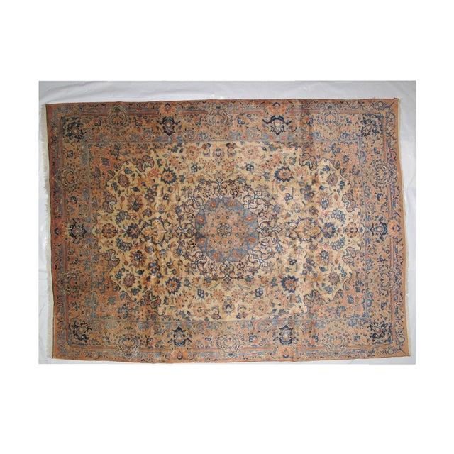 Leon Banilivi Persian Mashad Carpet - 8′ × 10′10″ - Image 2 of 7