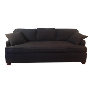 Mid-Century Modern Down Filled Sofa