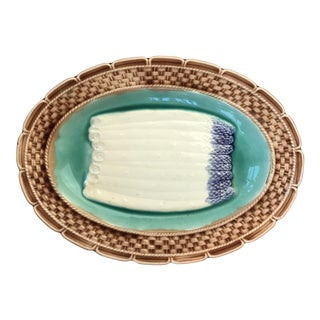 French Asparagus Platter