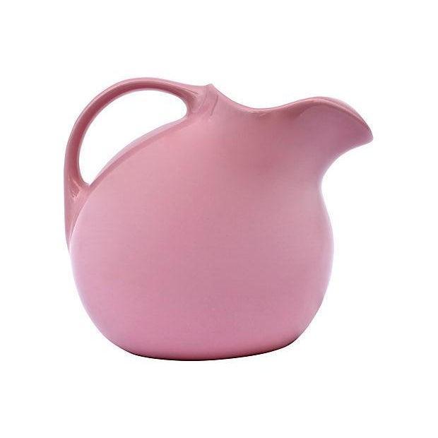 Pink Globe Beverage Pitcher - Image 5 of 6