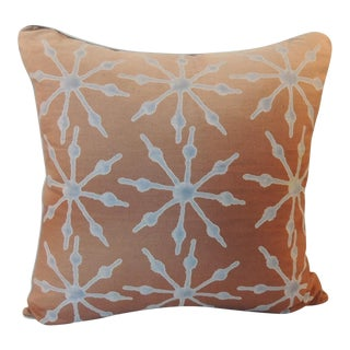 John Robshaw Textiles Linen Pillow