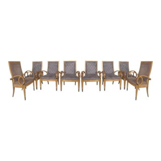 Century Furniture Dining Chairs- Set of 8