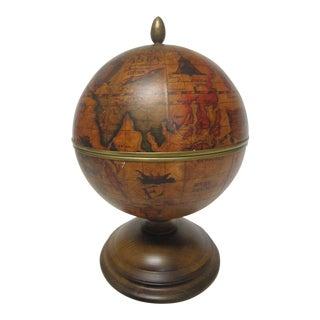 Italian Globe Ice Bucket