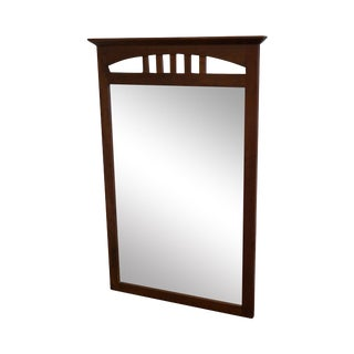 Ethan Allen American Impressions Solid Cherry Wall Mirror