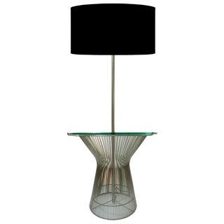 Warren Platner-Style Lamp Table