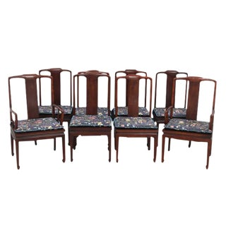 Ming Style Dining Chairs - Set of 8