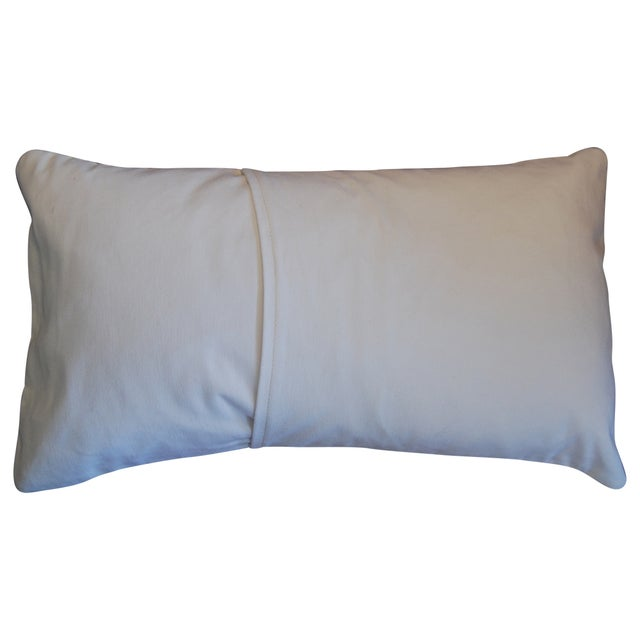 Image of Vintage Swiss Army Blanket Lumbar Pillow