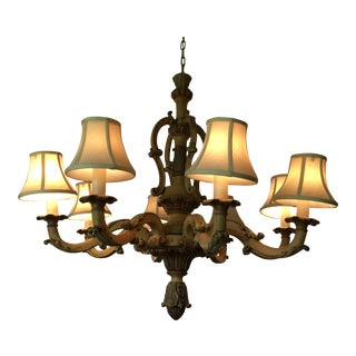 Elegant Beauty Country French Chandelier
