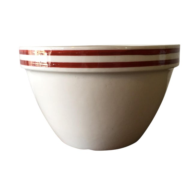 Sienna Striped English Mixing Bowl - Image 1 of 6