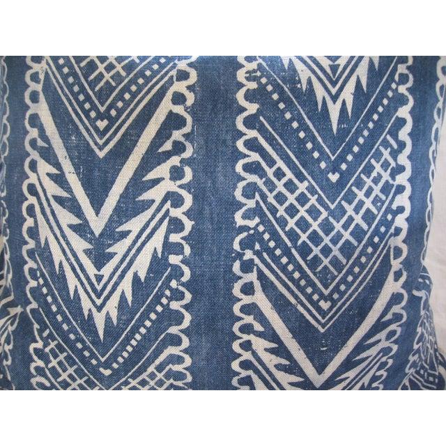 Custom Hand-Spun Linen Pillows - A Pair - Image 7 of 8