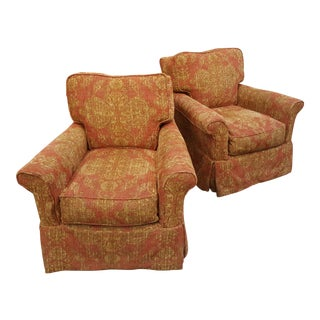 Perennially Classic Occasional Chairs - Pair