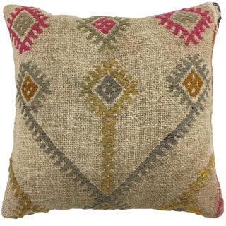 "Kilim Pillow   16"""