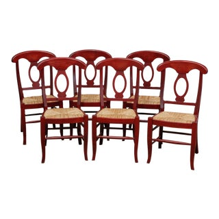 Pottery Barn Dining Chairs - Set of 6