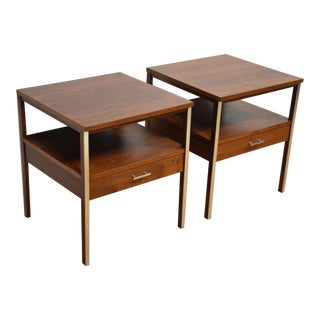Paul McCobb Calvin End Tables- a Pair