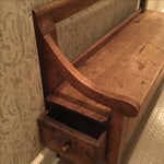 Image of Reclaimed Pine Country Bench