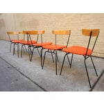 Image of Clifford Pascoe Vintage Dining Chairs - Set of 6