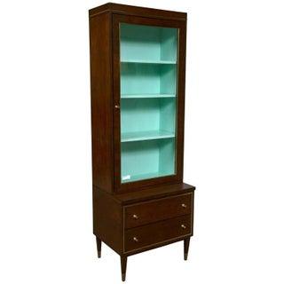 E.J. Victor Calypso Curio Cabinet for Ralph Lauren