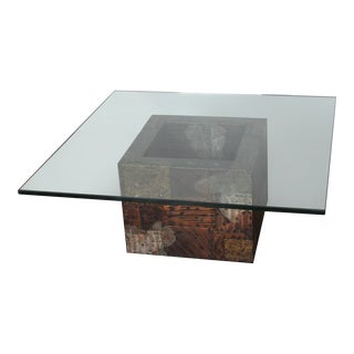 Paul Evans Patchwork Coffee Table