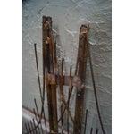 Image of C. Jere Golden Gate Bridge Metal Wall Sculpture