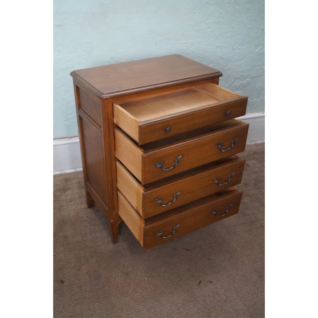 Image of Cassard Romano Vintage French Louis XV Chests