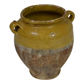 Antique 19th Century French Confit Pot